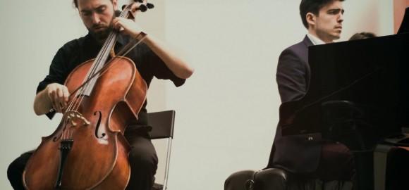 Duo plegma με βιολοντσέλο και πιάνο στην Τσαγκαράδα
