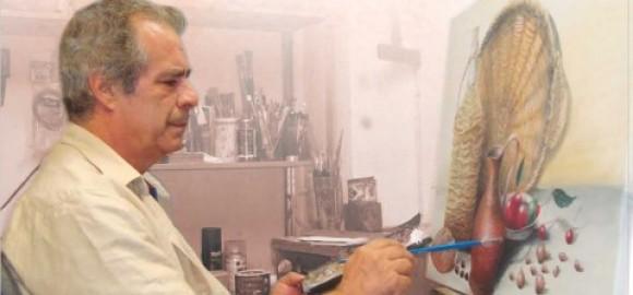 Έκθεση Ζωγραφικής του Γιάννη Μηλιώνη