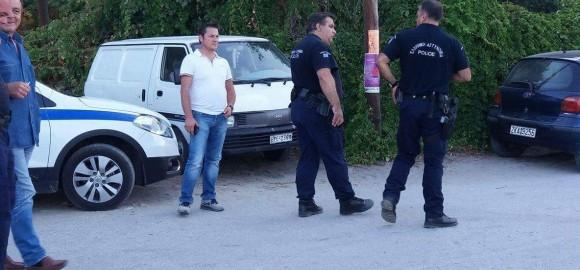 Eπιχείρηση της Αστυνομίας και του Δήμου Ζαγοράς – Μουρεσίου,  για την απομάκρυνση των κατασκηνωτών στις παραλίες Χορευτό και Άγιοι Σαράντα
