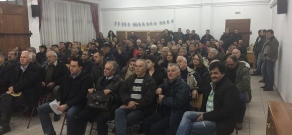 Με μεγάλη επιτυχία η ενημερωτική εκδήλωση για το Κτηματολόγιο στον Δήμο Ζαγοράς - Μουρεσίου