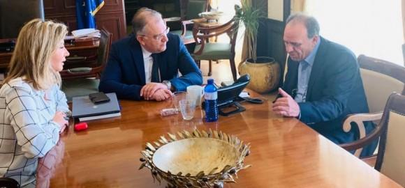 Έκτακτη χρηματοδότηση για τις ζημιές ζήτησε από τον ΥΠΕΣ ο Δήμαρχος Ζαγοράς – Μουρεσίου Παν. Κουτσάφτης
