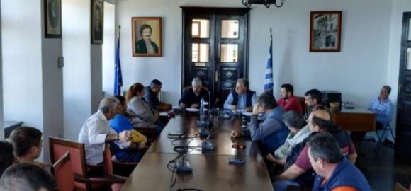 Συντονισμός φορέων πολιτικής προστασίας στον Δήμο Ζαγοράς - Μουρεσίου