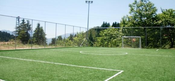 Δύο σύγχρονα γήπεδα ποδοσφαίρου 5X5 στον Δήμο Ζαγοράς - Μουρεσίου