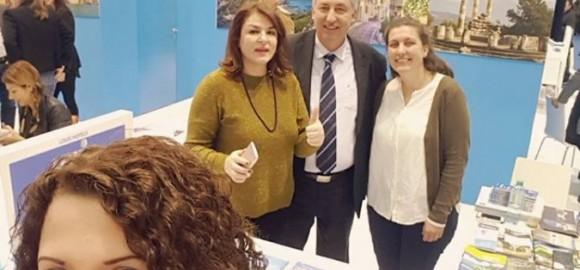 Η συμμετοχή του Δήμου ΖΑΓΟΡΑΣ ΜΟΥΡΕΣΙΟΥ στη Διεθνή Τουριστική Έκθεση της Βιέννης
