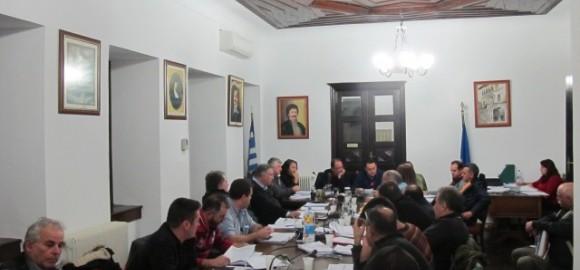 Αποφάσεις 19ης Ειδικής Συνεδρίασης Δημοτικού Συμβουλίου