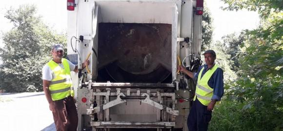Σχετικά με την καθαριότητα στον Δήμο Ζαγοράς - Μουρεσίου
