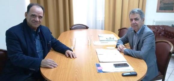 Στήριξη της αγροτικής ανάπτυξης ζήτησε ο Δήμαρχος Ζαγοράς - Μουρεσίου