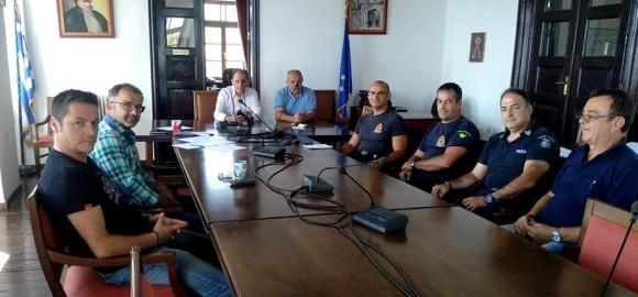 Συνεδρίασε το Συντονιστικό Τοπικό Όργανο Πολιτικής Προστασίας του Δήμου Ζαγοράς - Μουρεσίου
